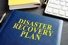 disaster recovery test plan